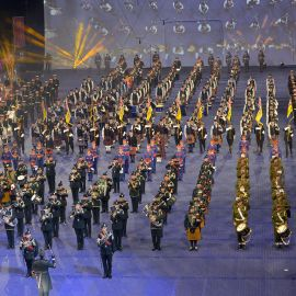 The City of Liverpool Tattoo 2018
